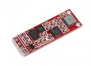 Kingduino 10DOF(L3G4200D,ADXL345,HMC5883L和BMP085)传感器棒Breakout-为MWC / KK / ACM