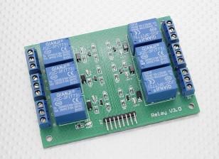Kingduino 6通道继电器模块