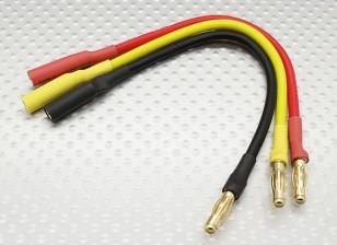 4毫米男/女子弹无刷电机扩展导线150毫米