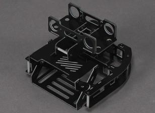 多旋翼辊/垂直的GoPro英雄2摄像机架