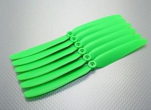 GWS EP螺旋桨(DD-9050 229x127mm)绿色(6件/套)