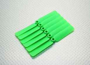 GWS EP螺旋桨(DD-4025 102x64mm)绿色(6件/套)