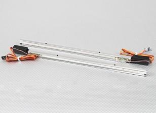 滑翔机扰流板Servoless(左右侧)