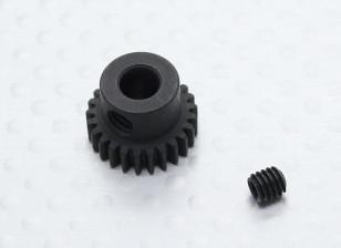 25T /5毫米48沥青硬化钢小齿轮