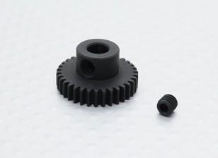 34T /5毫米48沥青硬化钢小齿轮