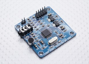 Kingduino兼容MP3 /板载麦克风记录声音模块
