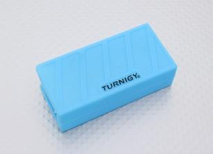 Turnigy柔软的硅胶锂聚合物电池保护器(1000-1300mAh 3S蓝色)74x36x21mm