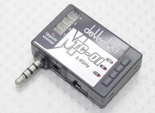 科尔RC魔方MTC-01 Devention发射模块的WK / Android版
