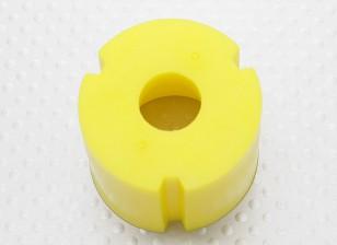 更换橡胶插入了Turnigy重型夜光发动机起动器