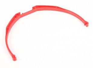 飞行器底盘190x310mm(红色)(1个)