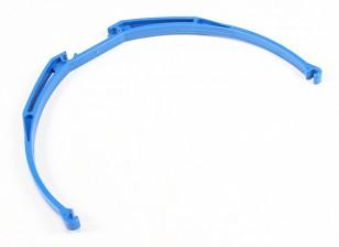 飞行器底盘190x310mm(蓝色)(1个)