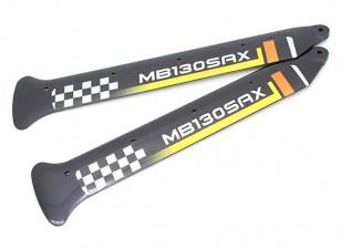 3D主要用于刀片刀片130X(2PC)与翼梢小翼