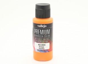 瓦列霍高级彩色亚克力漆 - 橙色(60ml)中