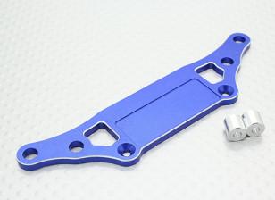 铝。保险杠板 -  1/10 Hobbyking使命-D 4WD GTR