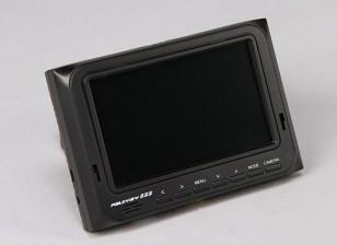 5英寸800×480的TFT LCD高清显示器FPV与背光555的FieldView
