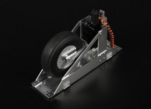 滑翔机Servoless收回W /门和定序器套装5-6M机身