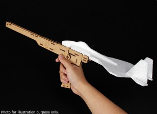 自由飞行EPP喷气弹射发射枪