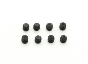 m4x4的螺钉(8件) -  BSR1 / 8拉力赛