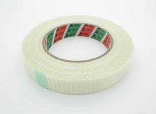 高强度网纹纤维胶带20毫米乘五十米
