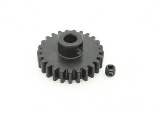 25T /5毫米M1淬硬钢小齿轮(1个)