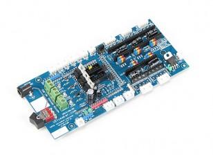 3D打印机,Ultimaker V1.5.7 PCB主控板DIY(坡道兼容)