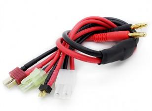 田宫和T型连接器多充电插头适配器