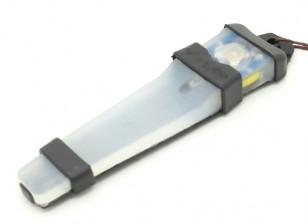 FMA魔术贴安全光栅与黑盘(蓝色)