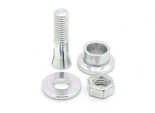科莱适配器道具3毫米轴(1个)