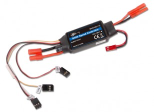 速度控制器(G400)G400科尔直升机GPS  - 更换速度控制器(G400)