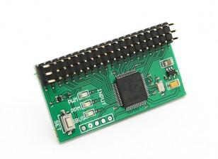 RMILEC高精度PWM / PPM / S总线信号转换器V2
