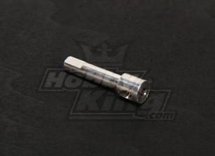 叶轮毂(EDF55和64)2.3毫米轴