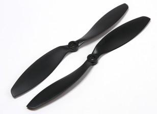 Hobbyking™螺旋桨推进器DJI黑色9x4.7(CW / CCW)(2个)