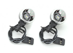 LED灯 - 硝基马戏团锤1/8比例怪物卡车(2个)