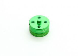 CNC铝合金快拆自紧道具适配器套装 - 格林(顺时针)