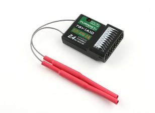 Turnigy IA10接收10CH 2.4G AFHDS 2A遥测接收机