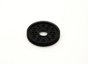 金布罗48Pitch 66T直齿圆柱齿轮