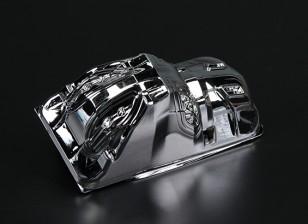 电镀光斗奔驰SLS AMG车身