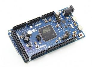 Kingduino由于,AT91SAM3X8E的ARM Cortex-M3主板,84MHz,512KB