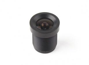 """3.6毫米板机镜头,F2.0,摩12x0.5,CCD尺寸1/3"""",角度92°"""
