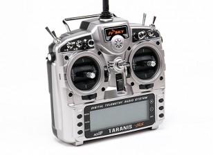 睿思凯2.4GHz的ACCST雷神X9D PLUS数字遥测无线电系统(模式1)