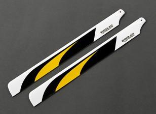 335毫米碳纤维主叶片