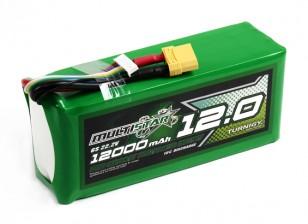 MultiStar High Capacity 12000mAh 6S 10C Multi-Rotor Lipo Pack