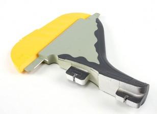 HobbyKing™福克沃尔夫FW-1901600毫米 - 垂直尾翼