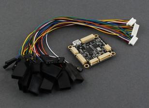 微HKPilot兆微米尺寸的飞行控制器和自动驾驶仪与信息2.7.2(APM)
