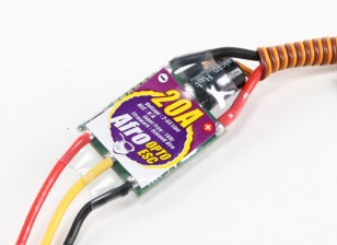 非洲ESC 20AMP OPTO多转子电机调速器(SimonK固件)