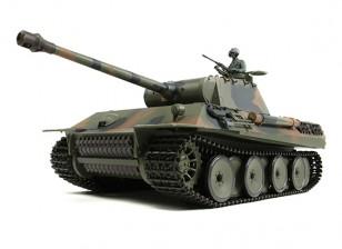 德国PzKw V(Panther)的遥控坦克RTR瓦特/气枪和Tx(欧盟插头)
