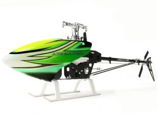 突击450DFC皮带传动无副翼3D直升机套装