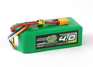 Multistar LiHV High Capacity 4000mAh 4S 10C Multi-Rotor Lipo Pack
