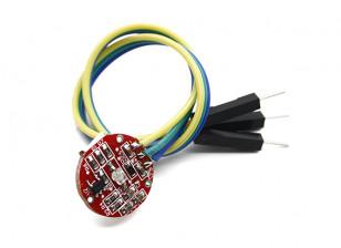 脉冲/心率传感器模块的Arduino