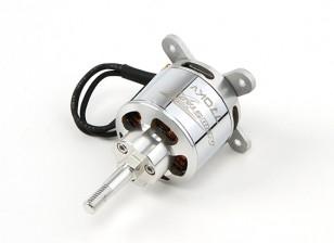 Durafly™喷火Mk1a电机与道具适配器和安装